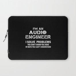 Audio Engineer Laptop Sleeve
