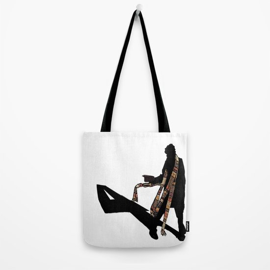 4th Doctor... Tote Bag
