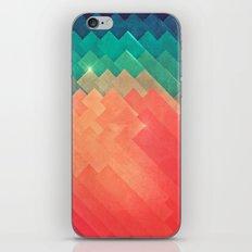 pwwr thyng iPhone & iPod Skin