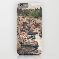 Mountain Waterfall iPhone 6s Slim Case