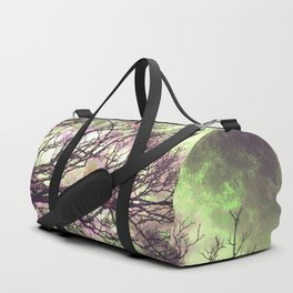 Green moonshine Duffle Bag