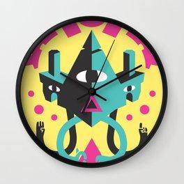 the Gatekeeper Wall Clock