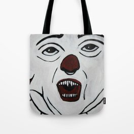 pennywise, the clown Tote Bag