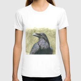 Proud Raven - Watercolor T-shirt