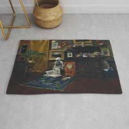 Studio Interior - Digital Remastered Edition Rug