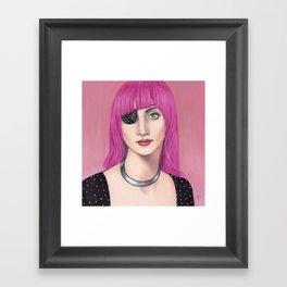 Darla Framed Art Print