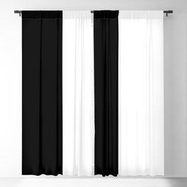 BLACK|WHITE Blackout Curtain