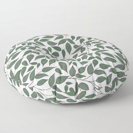 Foliage. Floor Pillow