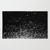 infinity Area & Throw Rugs featuring infinity by Bunny Noir