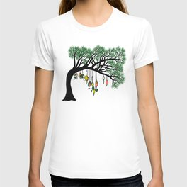 Buoy Tree by Seasons K Designs for Salty Raven T-shirt