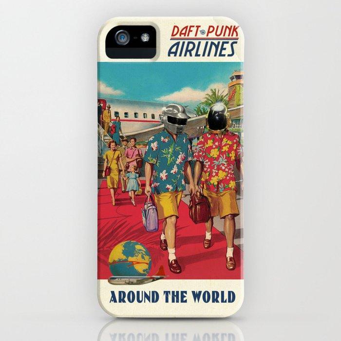 around the world iphone case