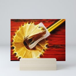 Sharpener Mini Art Print