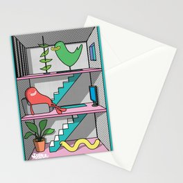 SumberBean House Stationery Cards