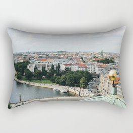 View from the Berlin Cathedral Rectangular Pillow