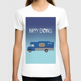 Steak Me Home - Happy Endings T-shirt