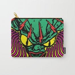 Lysergic Saucer-Man Carry-All Pouch