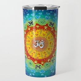 Cosmic Mandala Travel Mug