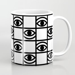 EyeSpy More Coffee Mug