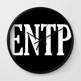 ENTP Wall Clock