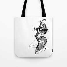 Dance with me - Emilie Record Tote Bag