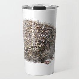 African Pygmy Hedgehog Travel Mug
