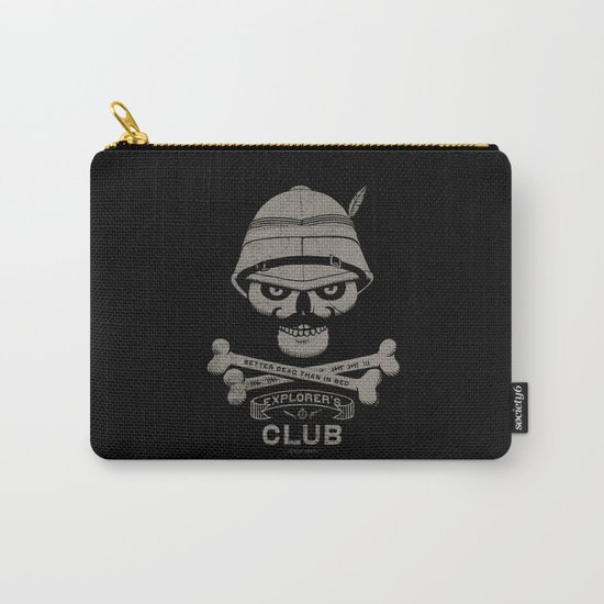 Explorer's Club Carry-All Pouch