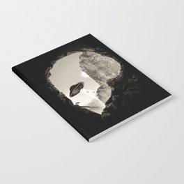 Alien´s Head Notebook
