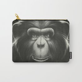 Monkee with Tooth Carry-All Pouch