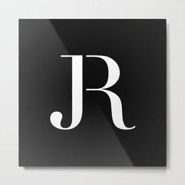 JR Metal Print