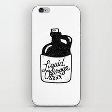 Liquid Courage iPhone Skin