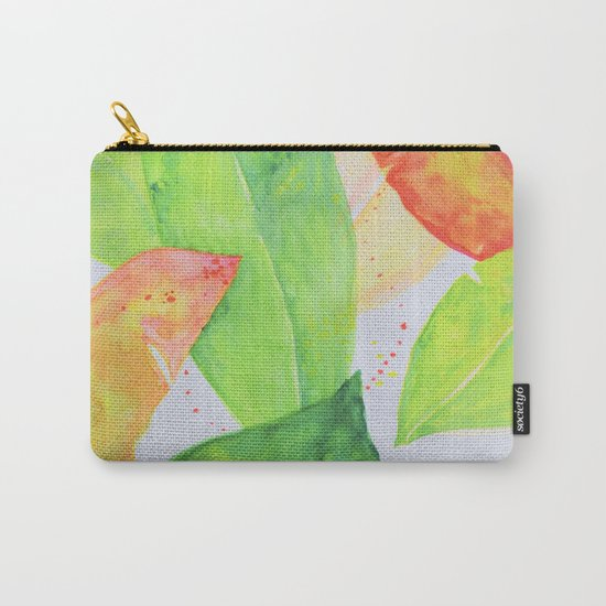 Botanical vibes 07 Carry-All Pouch