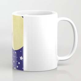 Rocket To The Moon Coffee Mug