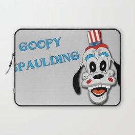 Goofy Spaulding Laptop Sleeve