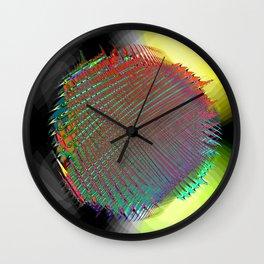finger 3 Wall Clock