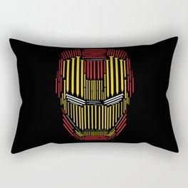Iron Nails Rectangular Pillow