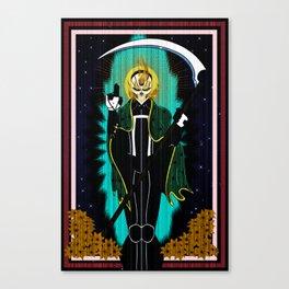 Santa Reyes Canvas Print