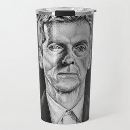 The 12th (Dark Variant) Travel Mug