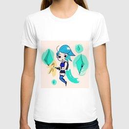 Space Gal T-shirt
