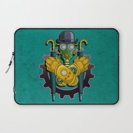The League of Steam Gentlemen Laptop Sleeve