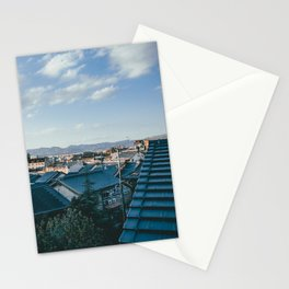 Kyoto Rooftops Stationery Cards