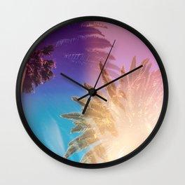 LA Dreaming Wall Clock