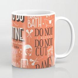 What To Do In Quarantine 01 Coffee Mug