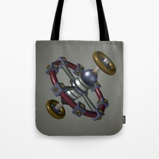 Space Shifter Tote Bag