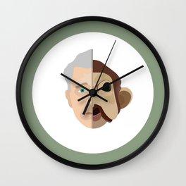 NIEN NUNB / Richard Bonehill Wall Clock