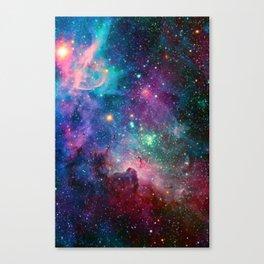 Galaxy Nebula Leinwanddruck