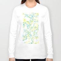 vertigo Long Sleeve T-shirts featuring Vertigo by Giovanni Torra