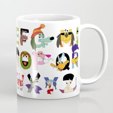 Child of the 70s Alphabet Mug