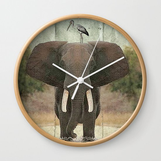 friends for life 03 Wall Clock