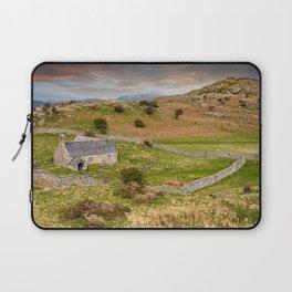 St Celynnin Church Wales Laptop Sleeve