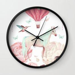 Fairytale dream Wall Clock